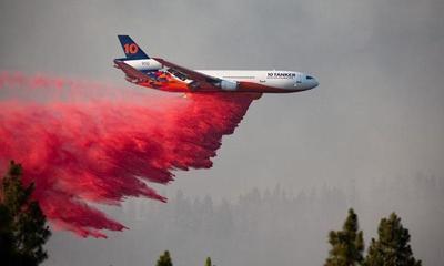 El fuego consume el oeste de Estados Unidos con un incendio de 140.000 hectáreas – Prensa 5