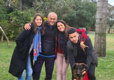 Chiqui Arce responde mensajes de apoyo de Cerro y Palmeiras, tras su dolorosa pérdida