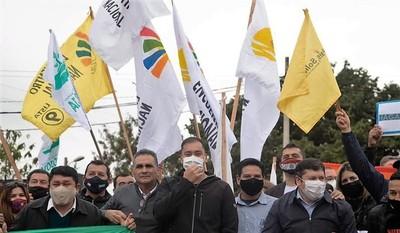 Incoherencia POLITICA de Encuentro Nacional
