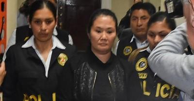 La Nación / Keiko Fujimori, la gran derrotada en Perú, ante la sombra de la prisión