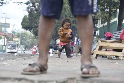 Indígenas insisten en pedido de implementos para soportar bajas temperaturas