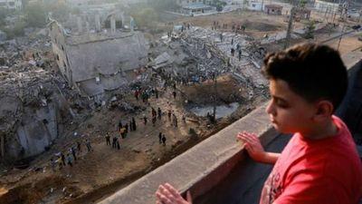 El conflicto israelí-palestino ha sido ignorado por el mundo