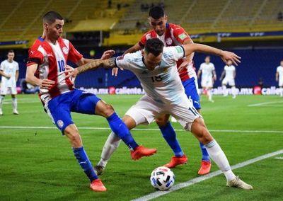 Paraguay logra un punto de oro ante Argentina