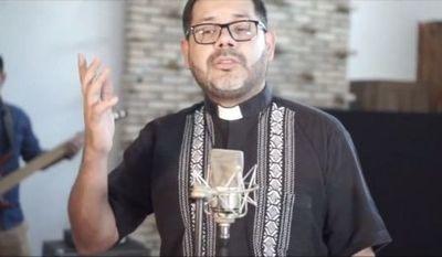 Padre Leo Valdez lanza producción audiovisual