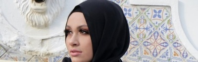 Fairuz Hijazila, la modelo publicitaria e influencer musulmana paraguaya