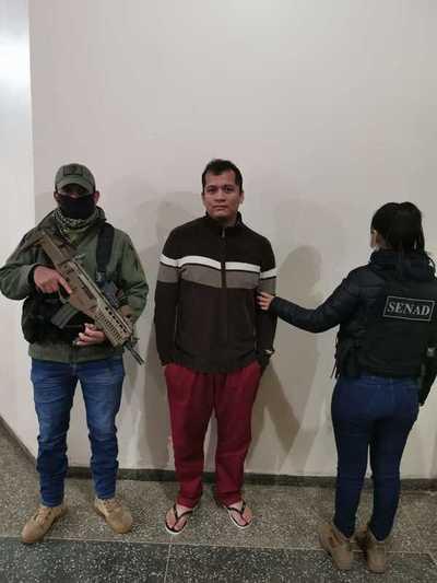 Capturan a brasileño buscado por la justicia en CDE