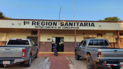 Concepción recibió 12 mil dosis de vacuna antiCOVID-19