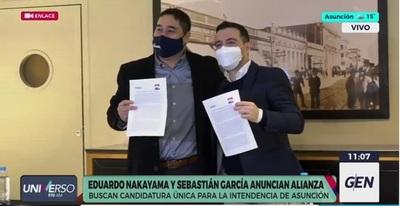 Asunción: Opositores firman acuerdo y correrán juntos en las municipales