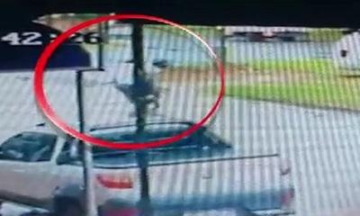 Crimen en PJC: Nuevas y crudas imágenes de asalto mortal