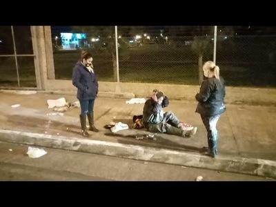 RESCATAN A INDIGENTES ANTE INTENSO FRÍO