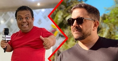 [VIDEO] La terrible pelea entre Dani Da Rosa y Mortero ¿Se acabó la amistad?