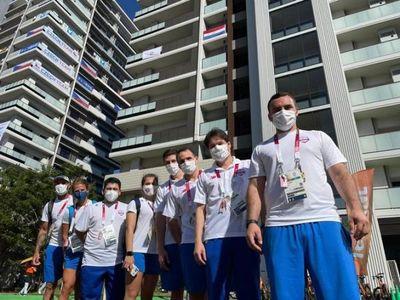 Crece delegación paraguaya en la Villa Olímpica de Tokio