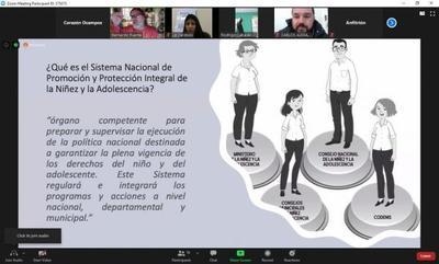 CODENIs de los municipios de Alto Paraná recibieron capacitación