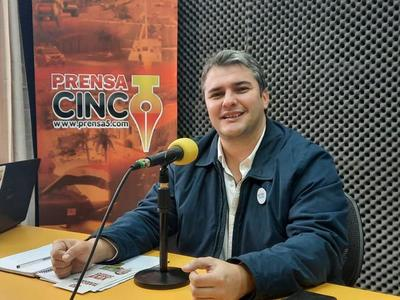 Marcos Benítez buscará acompañar y fortalecer el empleo en Coronel Oviedo – Prensa 5