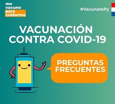 Vacunación contra COVID-19: ¿Cuáles son las preguntas más frecuentes?