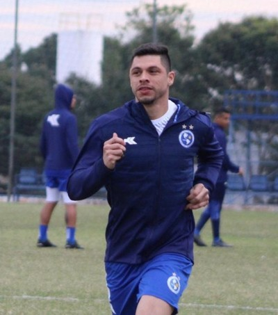 Rodrigo Rojas es nuevo jugador de Sol de América