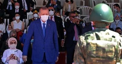 La Nación / Erdogan busca dividir a Chipre en dos Estados, en contra de la voluntad de la UE
