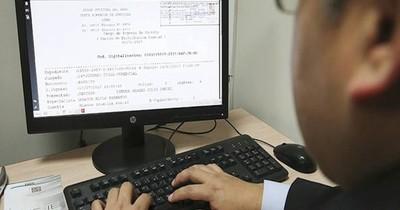 La Nación / Encuesta sobre el expediente electrónico revela 85% de satisfacción de los usuarios