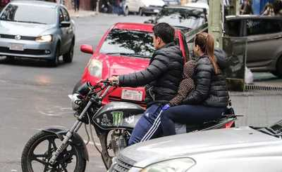 Motociclistas continúan liderando cifra de accidentes de tránsito