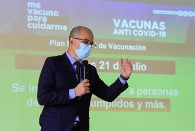 Vacunación AntiCovid: Mañana inicia en jóvenes de 20 años en adelante – Prensa 5