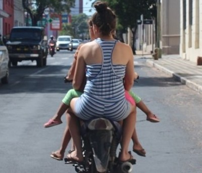 Motociclistas siguen encabezando ranking de siniestros viales