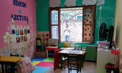 Nueva sala de lectura y ludoteca en Centro Comunitario de Caaguazú