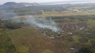 Sequía y posibles incendios forestales nuevas preocupaciones para Emergencia Nacional