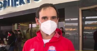 Fabrizio Zanotti viaja rumbo a las olimpiadas Tokio 2020