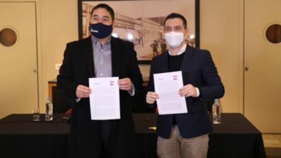 García y Nakayama anunciarán la próxima semana al mejor perfilado