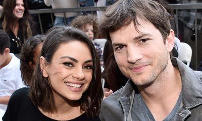 Ashton Kutcher devolvió su boleto para viajar al espacio a pedido de Mila Kunis