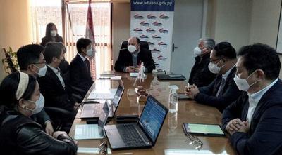 Misión técnica de KOICA presentó el plan de modernización de Aduanas