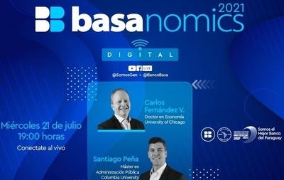 Este miércoles se realizará la Cuarta edición de Basanomics Digital