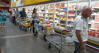 La inflación en Argentina alcanzó 3,2% en junio y acumuló desde enero un 25,3%