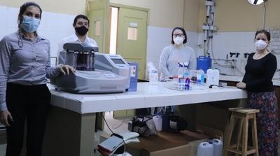 Investigadora repatriada por el CONACYT produce materiales que capturan metales pesados en aguas residuales