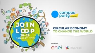 Invitan a jóvenes emprendedores a participar del Campus Party, el evento de tecnología, creatividad e innovación