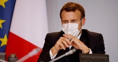 La Nación / Pegasus: presidente francés, entre los posibles objetivos del programa espía