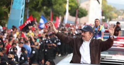 La Nación / Nicaragua celebra 42 años de la revolución sandinista