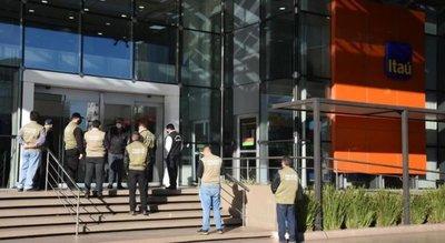 La Municipalidad de Asunción suspendió al Banco Itaú por falta de licencia comercial