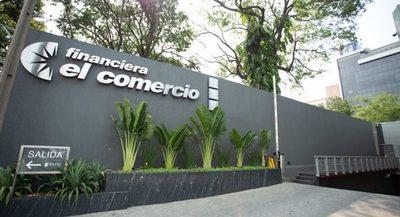 Financiera El Comercio vende sus acciones al Grupo Vázquez