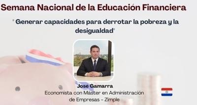 Expondrán sobre subsidios del Gobierno en Semana de Educación Financiera