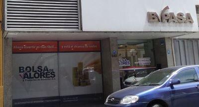 Operaciones en la Bolsa de Asunción aumentan 104%