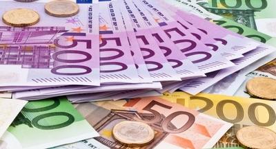 El PIB de la zona euro se contrae 0,6%