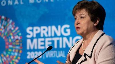 G20 aumentará reservas del FMI para subsidiar a países pobres