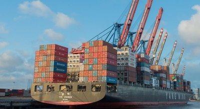 Las exportaciones a abril aumentaron 16%