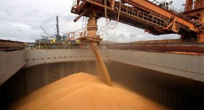En marzo se exportó más de 1 millón de toneladas de soja