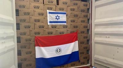 Santa Margarita exportó 19.000 paquetes de yerba Kurupí a Israel