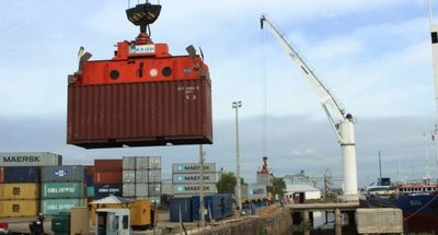 Valor de exportaciones llegó a USD 764 millones