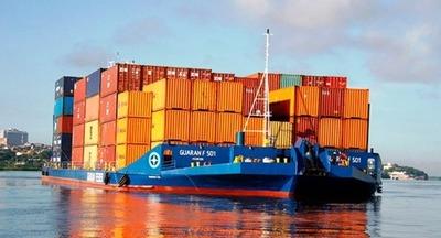 El comercio exterior de Paraguay registró un superávit de USD 1.278 millones a octubre