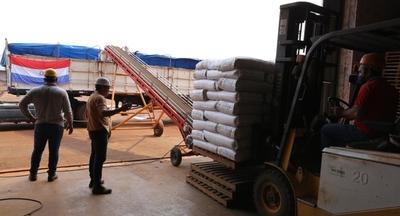 INBIO realiza su primera exportación al mercado boliviano