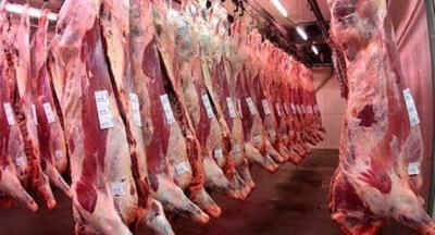Exportaciones de carne aumentaron 4,2% en mayo